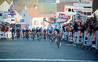 Nokere Koerse 2012.winner: Francesco Chicchi
