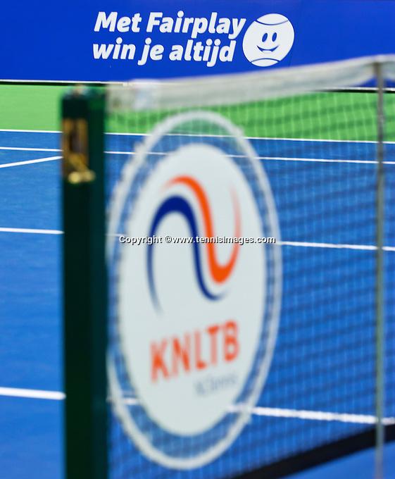 Rotterdam,Netherlands, December 17, 2015,  Topsport Centrum, Lotto NK Tennis, Wheelchair Tennis, KNLTB <br /> Photo: Tennisimages/Henk Koster