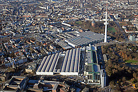 Hamburg Messe: DEUTSCHLAND, HAMBURG 02.12.2016 : Hamburg Messe