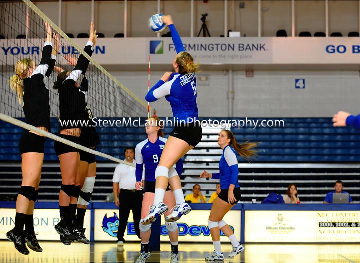 CCSU Volleyball vs. Bryant