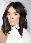 LOS ANGELES, CA - FEBRUARY 23: Actress Abigail Spencer attends Cadillac's 89th annual Academy Awards celebration at Chateau Marmont on February 23, 2017 in Los Angeles, California.