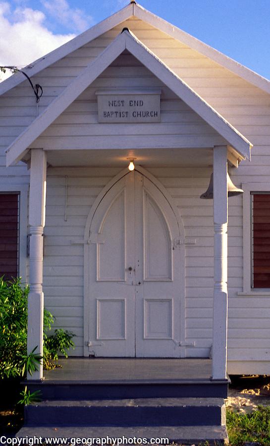 West End baptist church, Cayman Brac, Cayman Islands, British West Indies,
