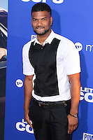 "HOLLYWOOD, LOS ANGELES, CA, USA - AUGUST 07: Damien Wayans at the Los Angeles Premiere Of 20th Century Fox's ""Let's Be Cops"" held at ArcLight Cinemas Cinerama Dome on August 7, 2014 in Hollywood, Los Angeles, California, United States. (Photo by Xavier Collin/Celebrity Monitor)"
