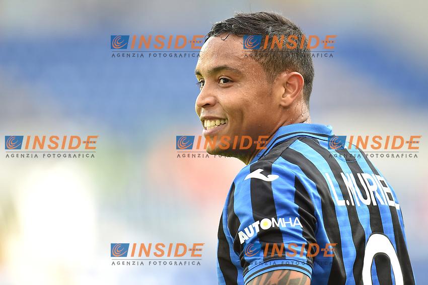 Luis Muriel of Atalanta BC <br /> Roma 19-10-2019 Stadio Olimpico <br /> Football Serie A 2019/2020 <br /> SS Lazio - Atalanta<br /> Foto Andrea Staccioli / Insidefoto