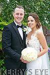 Linda Blake and Kieran McElligott married on Friday 23rd June 2017 with a reception at Ballygarry House Hotel