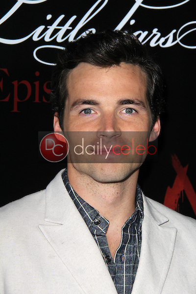 Ian Harding<br /> at the &quot;Pretty Little Liars&quot; 100th Episode Celebration, W Hotel, Hollywood, CA 05-31-14<br /> Dave Edwards/DailyCeleb.com 818-249-4998