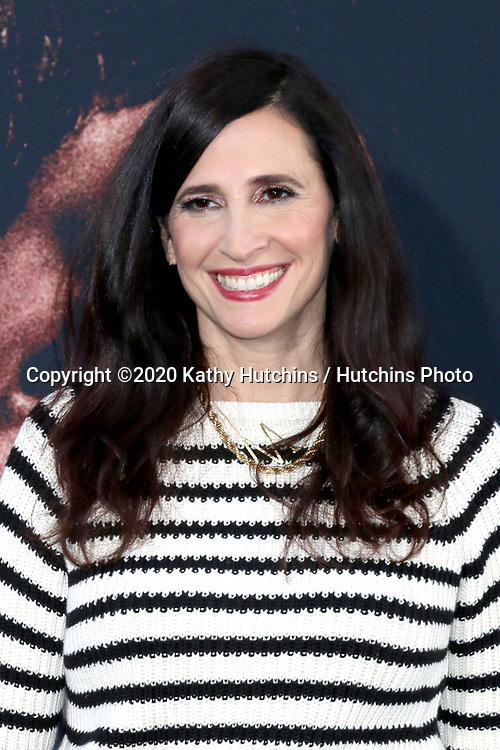 LOS ANGELES - MAR 1:  Michaela Watkins at the The Way Back Premiere at the Regal LA Live on March 1, 2020 in Los Angeles, CA