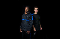 Brendan May & Dominic Gape  during the PEAK Elite Sportswear Photoshoot at Wycombe Training Ground, High Wycombe, England on 1 August 2017. Photo by PRiME Media Images.
