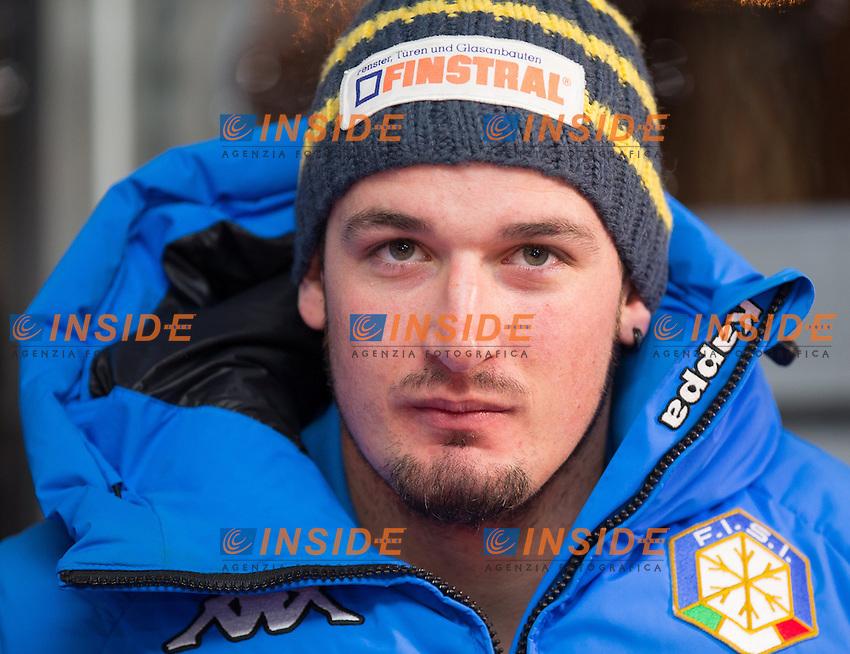 Dominik Paris.28/12/2012 Bormio .Conferenza Stampa di presentazione della squadra di sci alpino dell'Italia Uomini .Foto EXPA/ Johann Groder / Insidefoto
