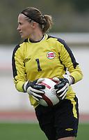 MAR 15, 2006: Albufeira, Portugal:  Bente Nordby