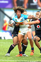 Kevin Proctor. Vodafone Warriors v Gold Coast Titans, NRL Rugby League round 2, Mt Smart Stadium, Auckland. 17 March 2018. Copyright Image: Renee McKay / www.photosport.nz