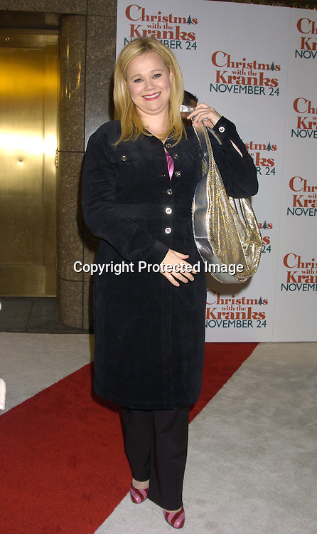 "Caroline Rhea ..at the World Premiere of ""Christmas with the Kranks"" on ..November 15, 2004 at Radio City Music Hall...Photo by Robin Platzer, Twin Images"