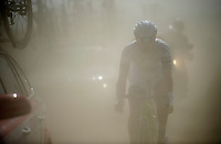 111th Paris-Roubaix 2013..anonymous Argos-Shimano rider
