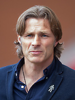 Wycombe Wanderers Manager Gareth Ainsworth during the Sky Bet League 2 match between Leyton Orient and Wycombe Wanderers at the Matchroom Stadium, London, England on 19 September 2015. Photo by Andy Rowland.