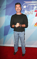 12  September 2017 - Hollywood, California - Simon Cowell. NBC &quot;America's Got Talent&quot; Season 12 Live Semi Final held at the Dolby Theatre. <br /> CAP/ADM/FS<br /> &copy;FS/ADM/Capital Pictures
