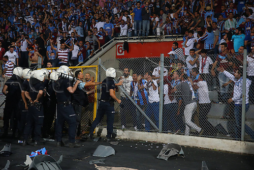 22.05.2013. Ankara, Turkey.  Turkish Cup Final Match between Fenerbahce   and Trabzonspor   in Ankara Turkey  The match finished Fenerbahce 1 Trabzonspor 0   s supporters fought with Police