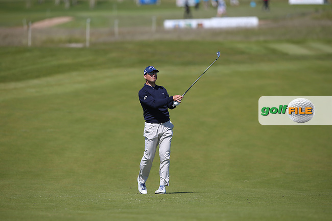 Niclas Fasth (SWE) during Round Two of the 2015 Nordea Masters at the PGA Sweden National, Bara, Malmo, Sweden. 05/06/2015. Picture David Lloyd | www.golffile.ie