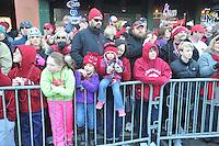 NWA Democrat-Gazette/MICHAEL WOODS • @NWAMICHAELW<br /> The parade before the University of Arkansas Razorbacks take on the Kansas State wildcats in the 57th annual AutoZone Liberty Bowl January 2, 2016.