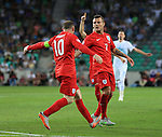 140615 Slovenia v England