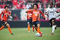 Kim Young-Gwon (Ardija), Edmilson (Reds),..FEBRUARY 20, 2011 - Football :..Saitama City Cup match between Omiya Ardija 3-0 Urawa Red Diamonds at NACK5 Stadium Omiya in Saitama, Japan. (Photo by AFLO)