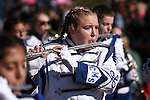 The Carson Middle School Marching Band performs in the annual Nevada Day parade in Carson City, Nev. on Saturday, Oct. 29, 2016. <br />