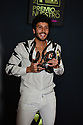 MIAMI, FL - FEBRUARY 20: Sebastian Yatra poses backstage during Univision's Premio Lo Nuestro 2020 at AmericanAirlines Arena on February 20, 2020 in Miami, Florida.  ( Photo by Johnny Louis / jlnphotography.com )