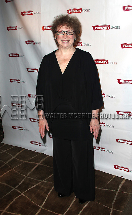 Marcia Jean Kurtz.attending the Opening Night Party for the Primary Stages Production of 'Olive and the Bitter Herbs' in New York City. ...