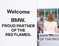 2020.07.03 Red Flames at BMW Driving Experience