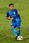 SC Kitchee Forward Kwan Yee Lo in action during the Community Cup match between Kitchee and Eastern Long Lions at Mong Kok Stadium on September 23, 2017 in Hong Kong, China. Photo by Marcio Rodrigo Machado / Power Sport Images
