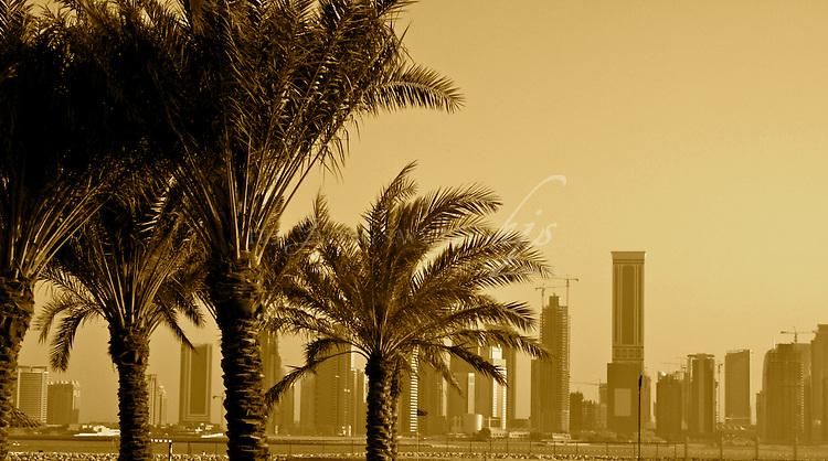 Nature versus man-made? Doha, Qatar | Mar 10