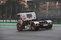 SAO PAULO, SP, 08/07/2012,  F. TRUCK,  A 5 Etapa da F. Truck deve acontecer com chuva neste Domingo  (8), hoje pela manha os pilotos fizer um Warm Map. Luiz Guarnieri/ Brazil Photo Press
