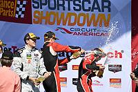 IMSA WeatherTech SportsCar Championship<br /> Advance Auto Parts SportsCar Showdown<br /> Circuit of The Americas, Austin, TX USA<br /> Saturday 6 May 2017<br /> 38, ORECA, ORECA FLM09, PC, James French, Patricio O'Ward<br /> World Copyright: Richard Dole<br /> LAT Images<br /> ref: Digital Image RD_COTA_17344