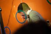 Sreten Šutalo arbeitet während das Woche als Kellner in der Pizzeria Marinero in Neum, Bosnien. An den Wochenenden legt er als DJ Neters im Cafe Que Pasa auf, dem eizigen club in Neum. / Sreten Šutalo is working as a Barman at the Pizzeria Marinero in Neum, Bosnia during the week. At the weekend he becomes DJ Neters, the resident DJ in Cafe Que Pasa, the only club of Neum.<br />Der kleine Ort Neum liegt in Bosnien-Herzegovina und bildet den einzigen Zugang zum Meer des Balkanlandes. Auf einer Länge von 9 km durchschneidet der Ort das kroatische Staatsgebiet (Neum-Korridor) Seit dem EU-Beitritt Kroatiens ist Neum auf beiden Seiten von EU-Außengrenzen eingeschlossen. / The small city of Neum in Bosnia and Herzegovina is the only place in Bosnia, where the country has access to the adriatic sea. Over a length of 9 kilometers the area cuts Croatian territory in two pieces. Since Croatia became part of the European Union, the city of Neum is enclosed between two EU-boarders.