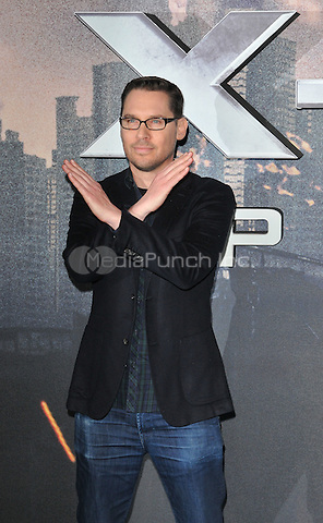 Bryan Singer at the &quot;X-Men : Apocalypse&quot; global fan screening, BFI Imax, Charlie Chaplin Walk, London, England, UK, on Monday 09 May 2016.<br /> CAP/CAN<br /> &copy;CAN/Capital Pictures /MediaPunch ***NORTH AMERICA AND SOUTH AMERICA ONLY***
