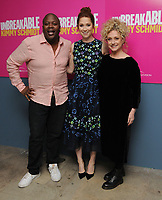 "15 June 2017 - Los Angeles, California - Titus Burgess, Ellie Kemper, Carol Kane. FYC ""Unbreakable Kimmy Schmidt"" held at the UCB Sunset Theater in Los Angeles. Photo Credit: Birdie Thompson/AdMedia"