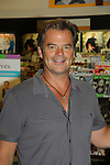 """Days Of Our Lives - Wally Kurth meets the fans as he signs """"Days Of Our Lives Better Living"""" on September 27, 2013 at Books-A-Million in Nashville, Tennessee. (Photo by Sue Coflin/Max Photos)"""