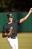 September 14, 2009:  Robbie Ray, one of many top prospects in action, taking part in the 18U National Team Trials at NC State's Doak Field in Raleigh, NC.  Photo By David Stoner / Four Seam Images