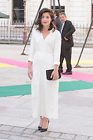 Jessie Ware at the Royal Academy of Arts Summer Exhibition 2015 at the Royal Academy, London. <br /> June 3, 2015  London, UK<br /> Picture: Dave Norton / Featureflash