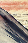 Painted Hills in John Day Fossil Bed National Monument