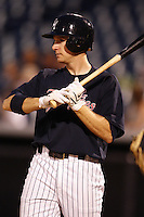 July 10, 2009:  Outfielder Jack Rye of the Tampa Yankees during a game at George M. Steinbrenner Field in Tampa, FL.  Tampa is the Florida State League High-A affiliate of the New York Yankees.  Photo By Mike Janes/Four Seam Images