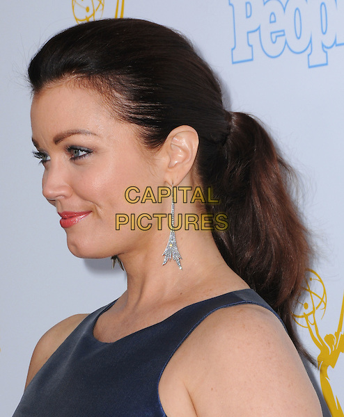 25 May 2016 - Los Angeles, California - Bellamy Young. Arrivals for the 37th College Television Awards held at Skirball Cultural Center. <br /> CAP/ADM/BT<br /> &copy;BT/ADM/Capital Pictures