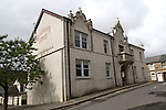 Public library in Blaenavon World Heritage town, Torfaen, Monmouthshire, South Wales, UK