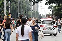 SÃO PAULO, SP, 02.02.2020: POLICIAMENTO-AV-PAULISTA-SP - Reforço de policiamento na avenida Paulista, região central de São Paulo, nesta tarde de domingo, 02. A via fecha para o tráfego de veículos e abre para o lazer todos os domingos e feriados. (Foto: Fábio Vieira/FotoRua)