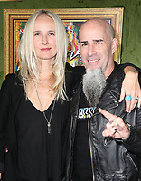 4 October 2018-  Hollywood, California - Pearl Aday, Scott Ian, HBO Films' &quot;My Dinner With Herve&quot; Premiere held at Paramount Studios. <br /> CAP/ADM/FS<br /> &copy;FS/ADM/Capital Pictures