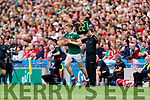 Tommy Walsh, Kerry comes on during the All Ireland Senior Football Semi Final between Kerry and Tyrone at Croke Park, Dublin on Sunday.