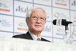 Ryozo Kato, DECEMBER 4, 2012 - Baseball : Ryozo Kato attends 2013 WBC squad announcement in Tokyo, Japan(Photo by AFLO SORT) [1156]