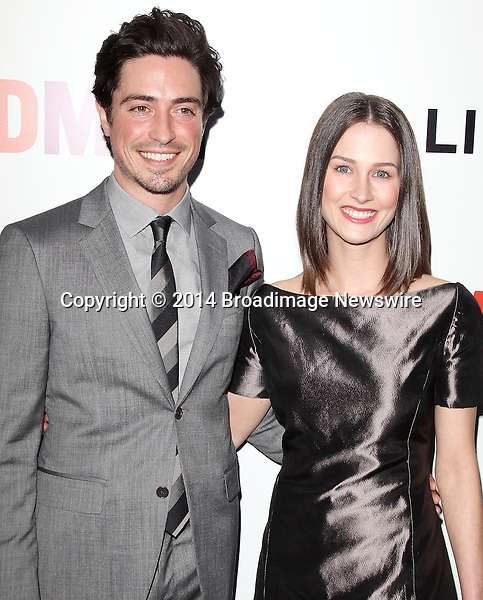 Pictured: Ben Feldman<br /> Mandatory Credit &copy; Frederick Taylor/Broadimage<br /> &quot;Mad Men&quot; Season 7 Premiere <br /> <br /> 4/2/14, Hollywood, California, United States of America<br /> <br /> Broadimage Newswire<br /> Los Angeles 1+  (310) 301-1027<br /> New York      1+  (646) 827-9134<br /> sales@broadimage.com<br /> http://www.broadimage.com