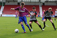 Dunfermline Athletic v St Mirren Under 20's 060813