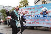 Freemasons - Metropolitan Grand Lodge of London