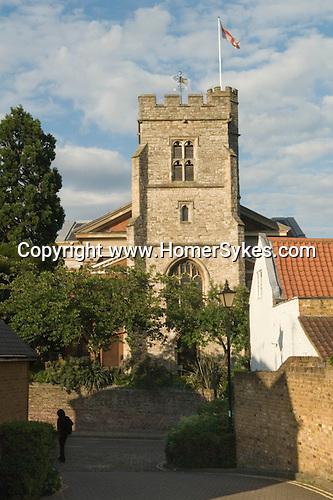 St Mary's Church Twickenham Middlesex.